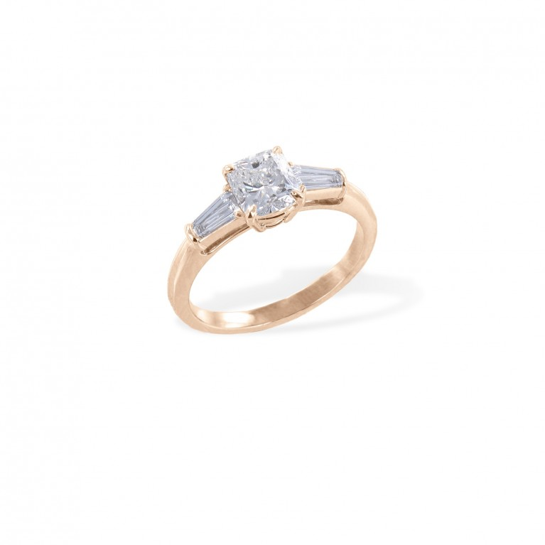 BAGUE SOLITAIRE LAURENCE