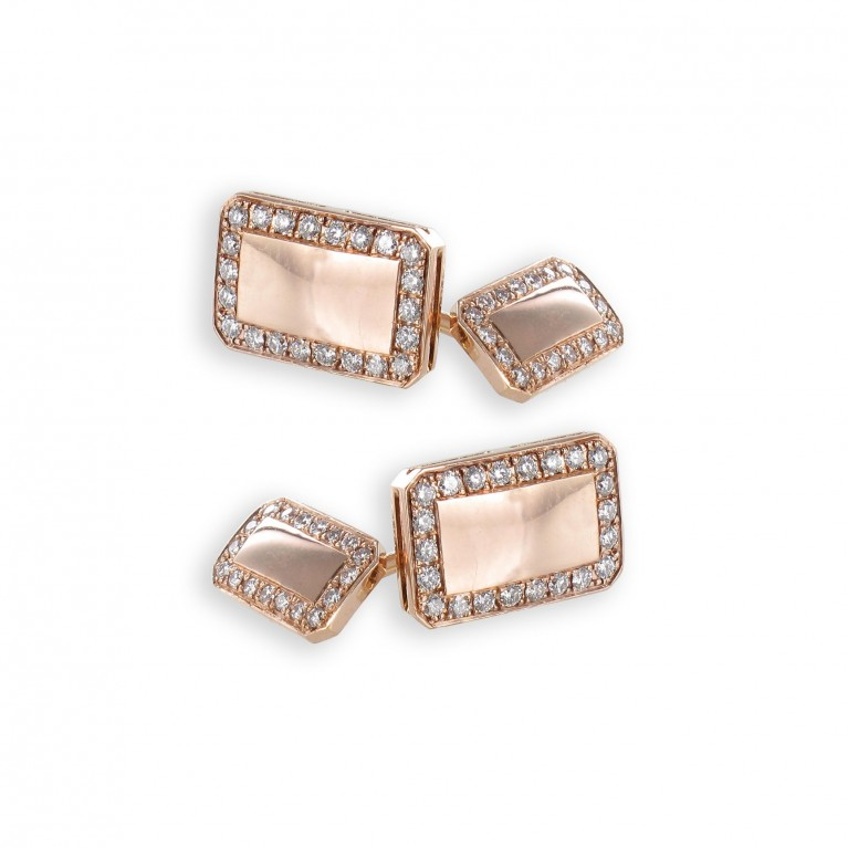 BOUTONS DE MANCHETTES RECTANGLE