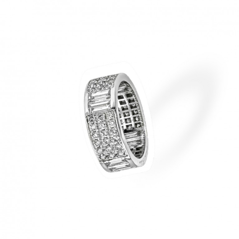 BAGUE VICTORIO DIAMANTS