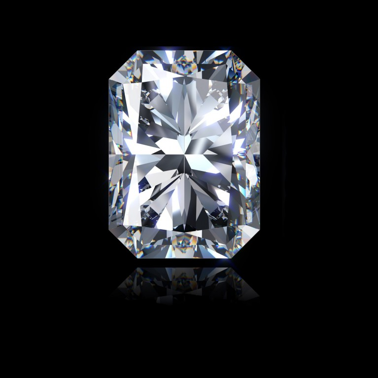 DIAMANT RADIANT 2.01 Ct