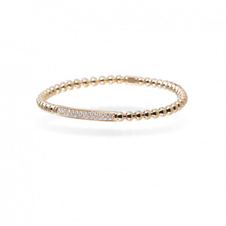 BRACELET BEBE DIAMANTS