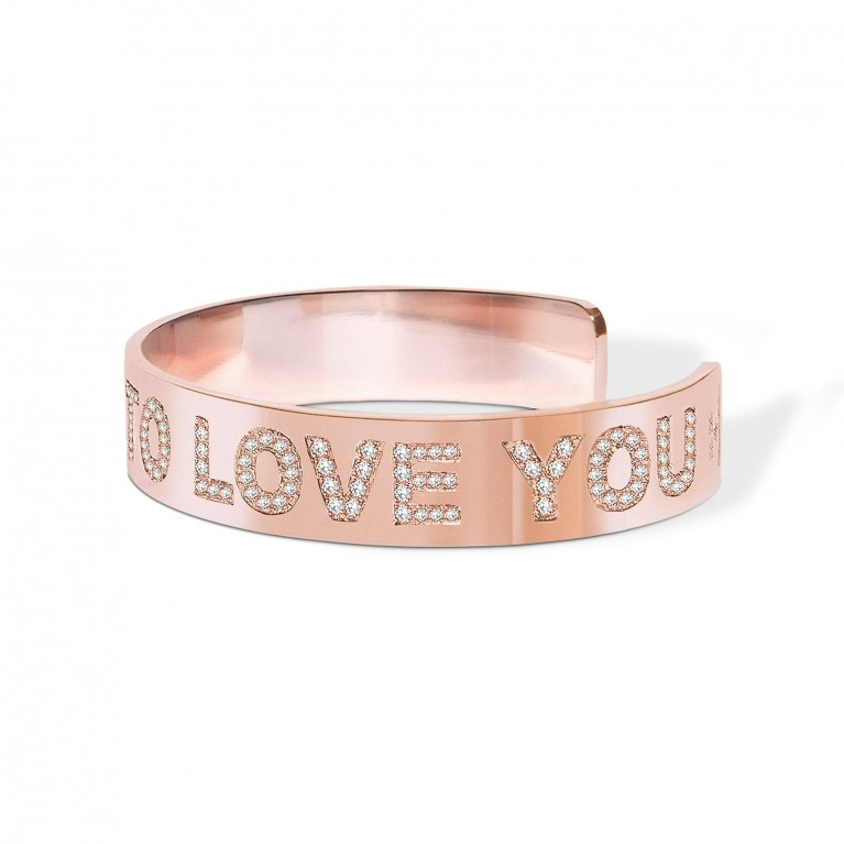 BRACELET I PROMISE TO LOVE YOU