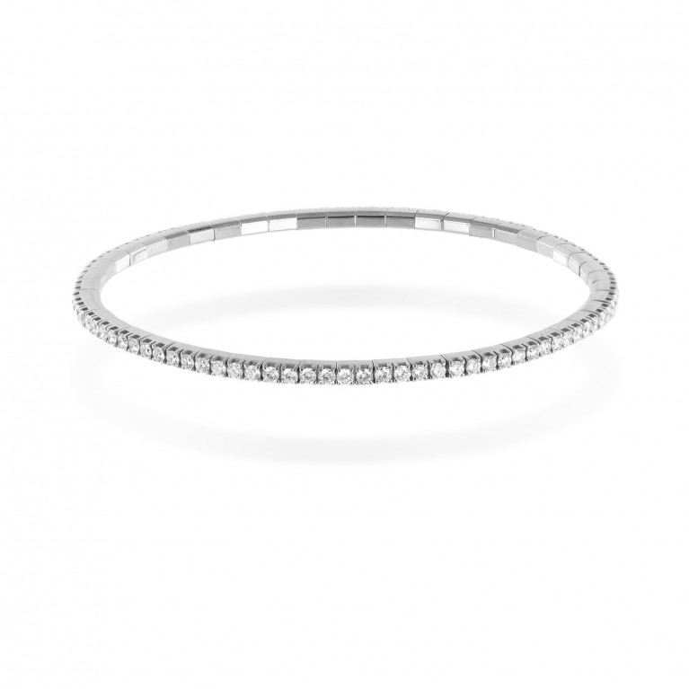 BRACELETS ELASTIQUE DIAMANTS